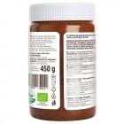 Ekologiškas lazdynų riešutų sviestas su kakava 450 g