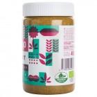 Ekologiškas traškus žemės riešutų sviestas su kanapių baltymais 450 g